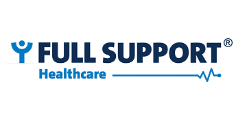 Full Support Healthcare logo