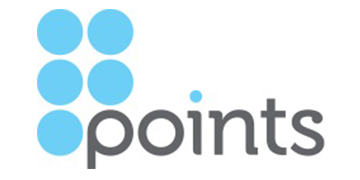 Points International logo