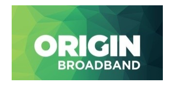 Origin Broadband logo