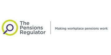 The Pensions Regulator (TPR) logo