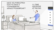 Marketoonist on the enduring appeal of PowerPoint
