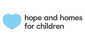 Hope for Homes for Children logo