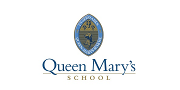 Queen Mary's School logo