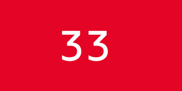 Thirty Three logo