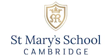 St Mary's Cambridge logo