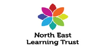 North East Learning Trust logo