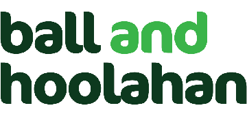 Ball and Hoolahan logo